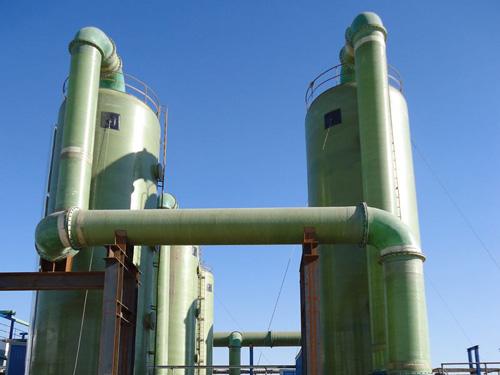 锅炉脉冲除尘器